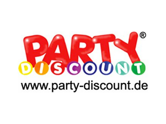 10% Party Discount-Gutschein